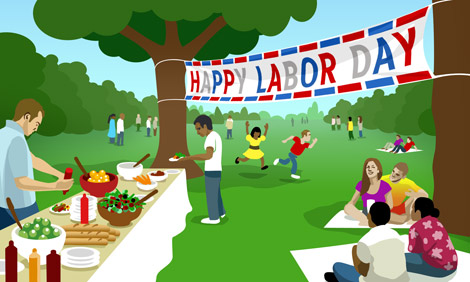 Labor Day | HMH In The News
