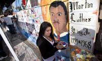 Painting a mural in Santa Ana