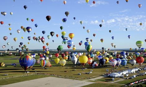 Ballooning Into History Hmh In The News