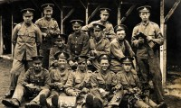 British soldiers in World War I
