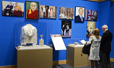 Former President George W Bush Shares His Paintings HMH In The News