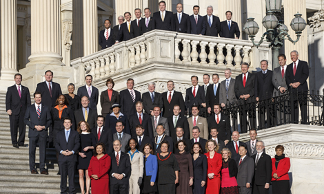 New members of 2014 Congress